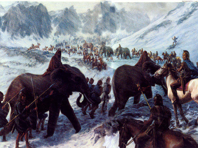 hannibal-army-in-the-alps