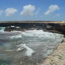 Beach and Cliffs, Aruba National Park