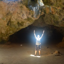 Cave, Aruba National Park