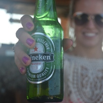 Dutch Beer in Aruba
