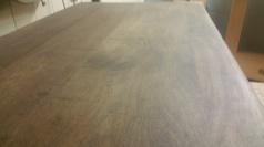 Oak Modern Dresser -Smooth top