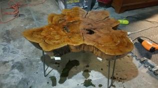 Bald Cypress -Beautiful cypress grain