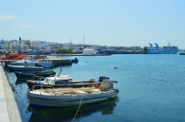 Naxos Harbor - Greece