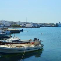 Naxos Harbor - Greece